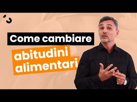 Come cambiare abitudini alimentari | Filippo Ongaro
