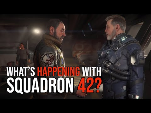 What's Happening With Squadron 42? | Star Citizen Single Player Game Updates