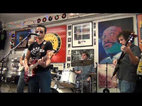 Mia Borders @ Louisiana Music Factory 2013