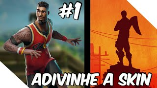 GUESS THE SKIN OF FORTNITE BY ITS SHADOW (FORTNITE QUIZ)