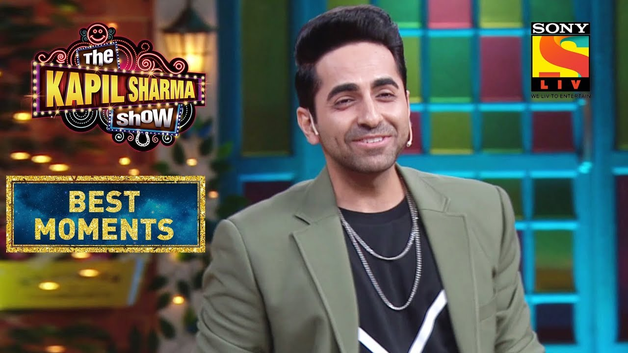 Download Ayushmann Salutes Achcha   The Kapil Sharma Show Season 2   Best Moments
