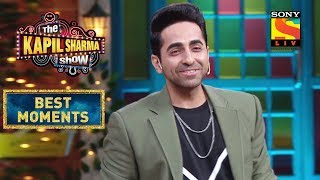 Ayushmann Salutes Achcha   The Kapil Sharma Show Season 2   Best Moments