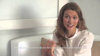 interview karlie kloss mercedes benz fashion week berlin a w 2013 collections
