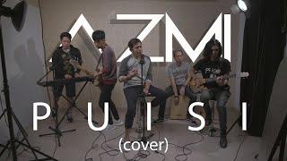 """Azmi - Puisi """"JIKUSTIK"""" (Live Acoustic Cover)"""