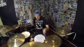 Phil J - Jimmy Eat World - Pain - Drum Cover
