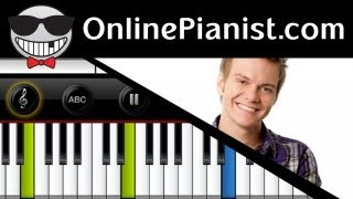 Michel Tel Ai Se Eu Te Pego - Easy Version Piano Tutorial.mp3