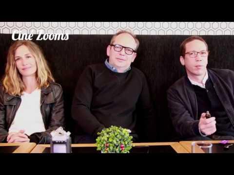 DJANGO - Interviews : ETIENNE COMAR , REDA KATEB et CECILE DE FRANCE