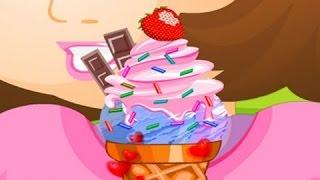 Tasty Ice Cream Game For Girls Kids Children Videos