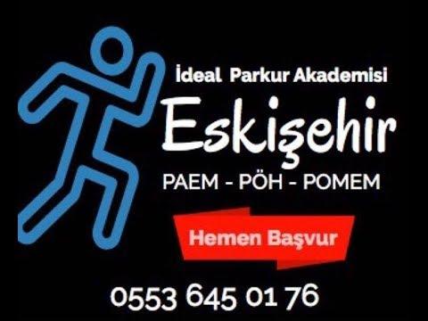 pomem parkur eskişehir 2016