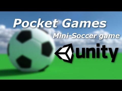 Unity 3D / Pocket Games 1# Soccer