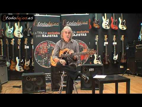 (1/3) CARLES BENAVENT en TODOBAJOS TV: Introducción al flamenco I