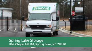 Spring Lake Storage - The premier climate control storage facility