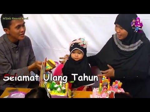 Selamat Ulang Tahun - Lagu Anak with lirik (Karaoke)