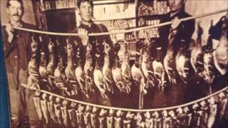 small museum @ Bellevue, Idaho; Underground mining, jail, lifestyle
