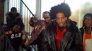S.O.S ft Zwart-Bloed-MayDay (officialclip)