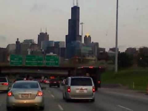 a Ride to Chicago