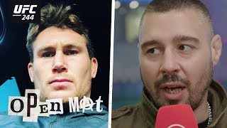 UFC 244 Open Mat episode one: Why is Darren Till not in New York? Why the BMF belt is so special