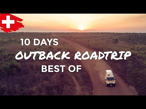 10 DAYS OUTBACK ROADTRIP | BEST OF AUSTRALIA, NORTHERN TERRITORY