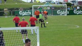 Sex Bombs Salthill Fives 2010 Last 16 Part 1