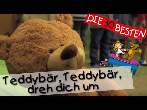 Teddybär, Teddybär, dreh dich um - Singen, Tanzen und Bewegen || Kinderlieder
