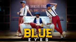 BLUE EYES - YO YO HONEY SINGH  |  ALEX BADAD CHOREOGRAPHY