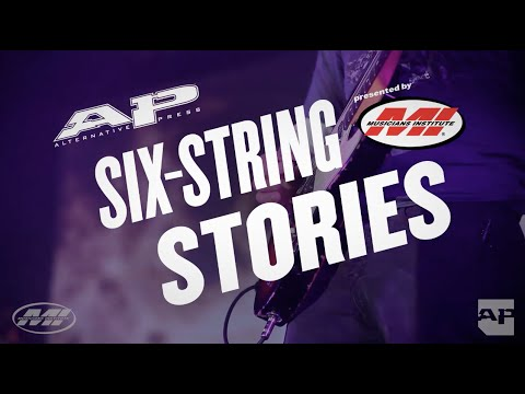 Six-String Stories with Circa Survive's Colin Frangicetto