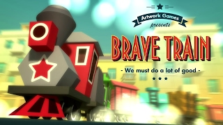 Official Brave Train (by Artwork Games ) Trailer (Android)