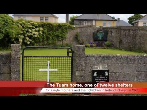 KTF News - Mass Grave of Children Confirmed near former Catholic Home for Women