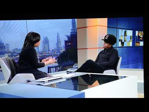 Eddy Grant - London Tonight Interview (2016)