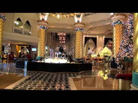 Jumeirah Zabeel Saray Hotel, The Palm, Dubai