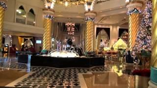 Jumeirah Zabeel Saray Hotel, The Palm, Dubai