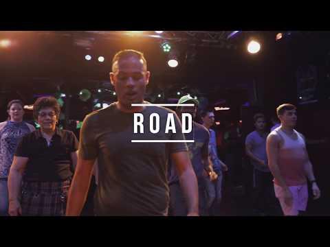 Road - Line Dance Demo | Bruno Martini (feat. Johnny Franco) | Carlton Thompson Choreography
