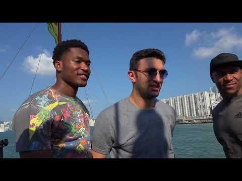 Warriors Visit Hong Kong