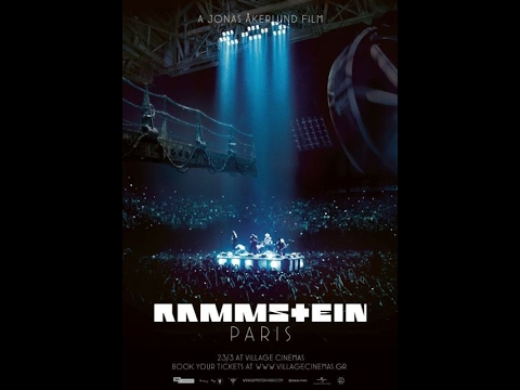 RAMMSTEIN: PARIS || στις 23/03 στα VILLAGE CINEMAS - TRAILER