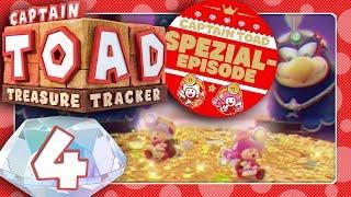 CAPTAIN TOAD: TREASURE TRACKER - SPEZIAL EPISODE DLC 🍄 #4: Gegen 2 Wingos gleichzeitig?!