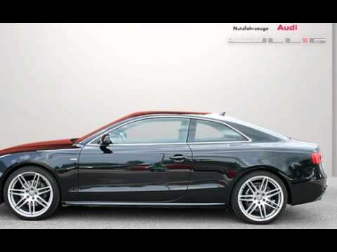 audi a5 coup 3 0 tdi quattro stronic sline youtube. Black Bedroom Furniture Sets. Home Design Ideas