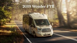 2019 Wonder Front Twin Bed