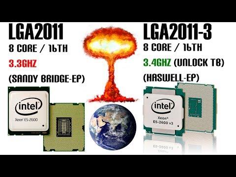 Финальная битва лучших бюджетных процессоров на LGA2011 и 2011-3! Xeon E5 2689 Vs E5 2640v3 (Unlock)