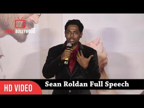 Sean Roldan Full Speech | VIP 2 Official Trailer Launch | Velai Illa Pattadhaari 2
