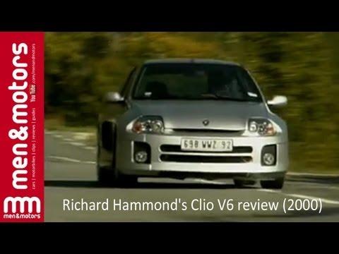 Richard Hammond's Clio V6 review (2000)