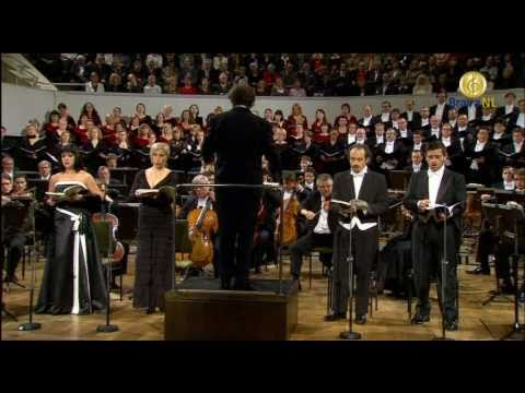Rossini Messe Solennelle Conductor Riccardo Chailly