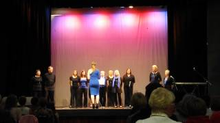 Vocal Harmony Llanelli - Rescue Me
