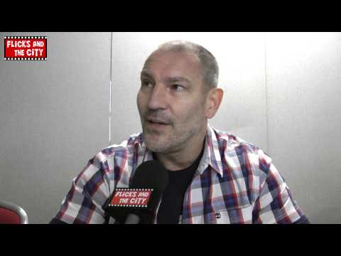 Dave Legeno  on Harry Potter Fenrir Greyback & Snow White and The Huntsman