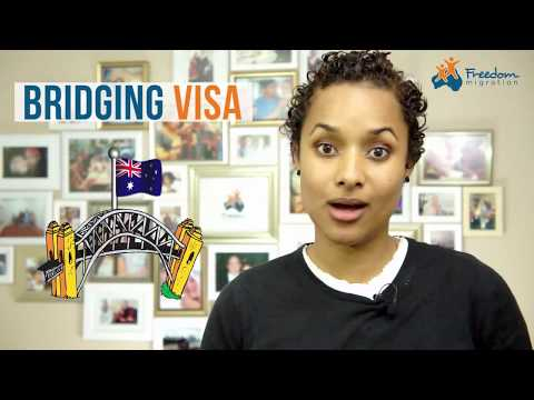 How a Bridging Visa works for a Partner Visa