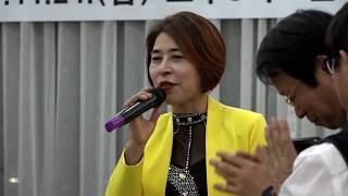 초대가수 강민서 영호남의 짝사랑 수산초등학교 총동문회 송년회