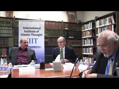 Dr. Charles Butterworth - Seminar On The Legacy of Dr. Jamal Barzinji - Publications & Dissemin...