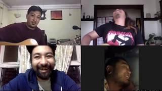 ALBATROSS   Reaction Video   Khaseka Tara from home
