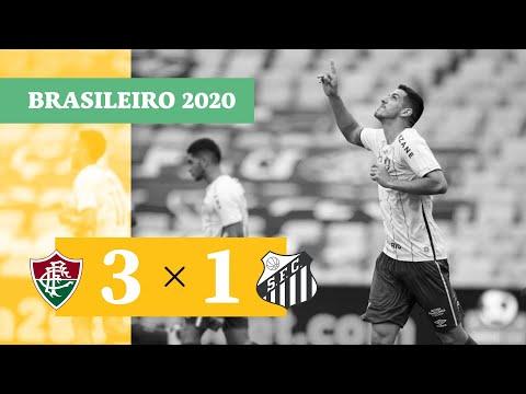 Fluminense Santos Goals And Highlights