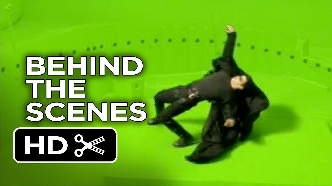 Keanu Reeves Matrix Dodging Bullets