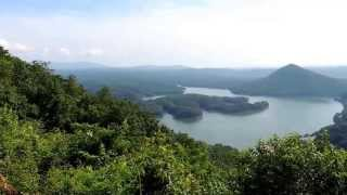 Views From Chilhowee Recreation Area and the Ocoee River